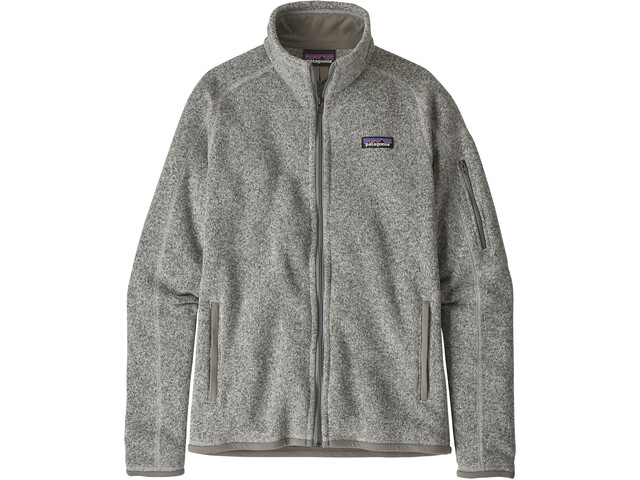 Patagonia Better Sweater Chaqueta Mujer, birch white